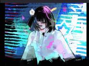 Ishidas Illustration von Ano