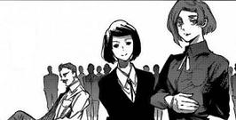 Membri della famiglia Tsukiyama