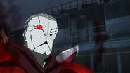 Yoshimura as Owl close up
