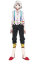 Juuzou anime design front view.png