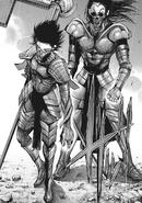 Arata Joker and Arata II