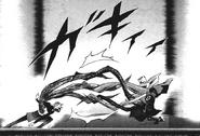 Kuro and Shiro vs Kaneki