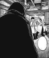 Koori Ui approaching toward Squad 0