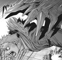Shirazu's Evolved Kagune