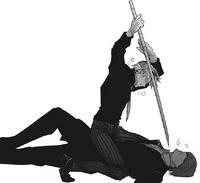 Tsukiyama defeated by Sasaki