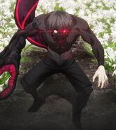Kaneki's Kakuja V2 (Anime)