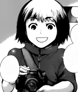 Hori manga