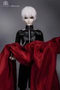 Kaneki prototype Dolk figure unmasked