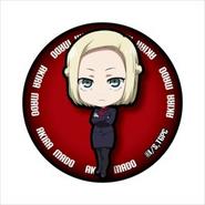 Akira's can badge