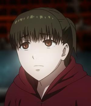 Haru's appearance