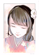 Ishidas Illustration von Io Murota