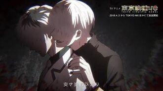 """""""東京喰種:re""""ד女王蜂「HALF」""""Collaboration Movie"""
