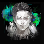 Ishida's illustration for MIYAVI