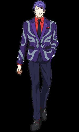 Tsukiyama anime
