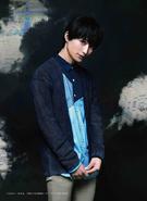 Ryo Matsuda as Ken Kaneki 2017 second visual