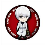 Arima's can badge