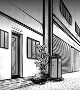 Anteiku manga