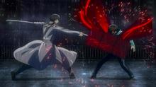 Amon vs Ken