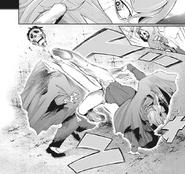 Nishiki kills Aogiri Tree's member
