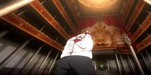 Kaneki vs Taro al ristorante