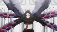 Shikorae's ukaku kagune anime