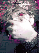 Asphyxia Cover Illustration by Ishida Sui