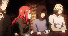 Itori, Uta, Yomo e Kaneki