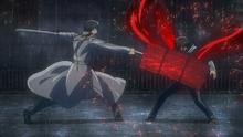 Kaneki vs Amon