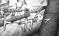 Shinsanpei detached kagune - traps