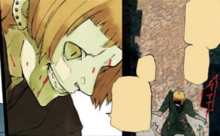 Shirazu prima apparizione