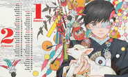 Special Illustration Calendar 2015 01-02
