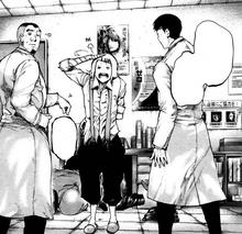 Amon conosce Suzuya