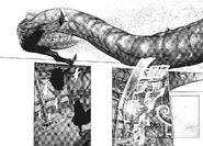 Kanae's evolved kagune