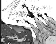 Kaneki summoning his golems
