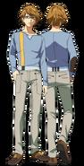 Nishio anime design full view
