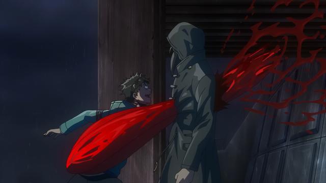 File:Kaneki attacking Yomo.png