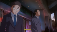 Kusaba and Nakajima on a crime scene 2