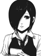 Touka's waitress uniform
