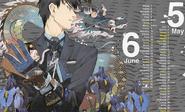 Special Illustration Calendar 2015 05-06