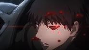 Urie's kakugan anime