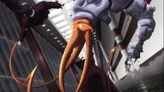 Saiko's first kagune anime