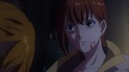 Kimi realizing Nishiki's a ghoul