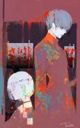 Sui Ishida's illustration on April 26
