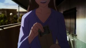Kaneki's aunt
