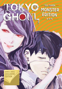 Tokyo Ghoul Monster Edition Vol.2