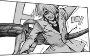 Hooguro gets impaled