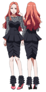 Itori anime design full view