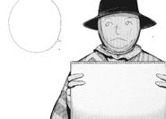 Scarecrow reveals his identity