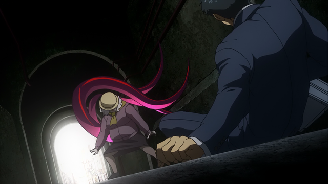 File:Kie Muramatsu attacks Amon.png