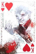 Yamori king of hearts